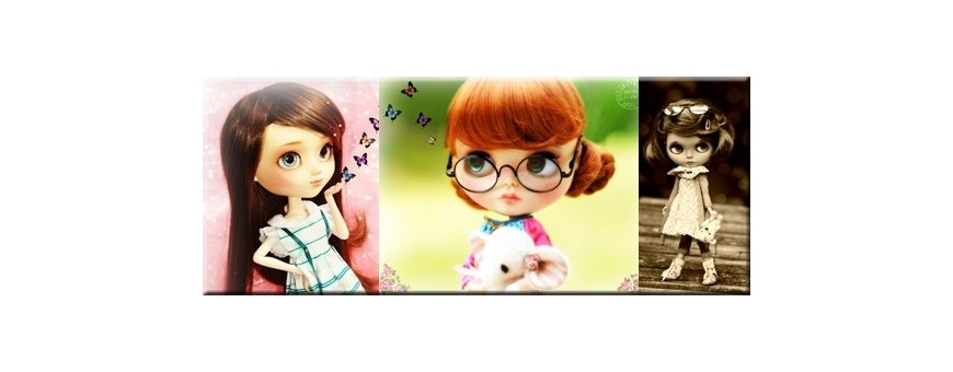 BLYTHE AND PULLIP OUTFITS