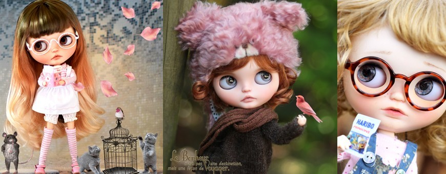 ACCESSOIRES BLYTHE & PULLIP