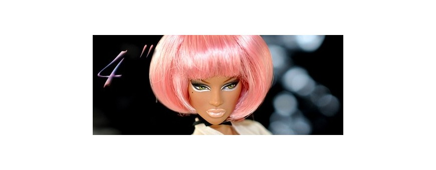 "4"" :  Barbie Fashion Royalty ..."