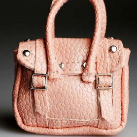 HAND BAG PINK VOGUE COLLECTION BARBIE SILKSTONE FASHION ROYALTY SYBARITE TONNER ...
