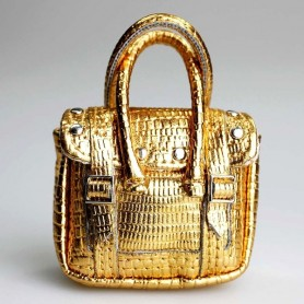 SAC A MAIN OR VOGUE COLLECTION BARBIE SILKSTONE FASHION ROYALTY SYBARITE TONNER ...