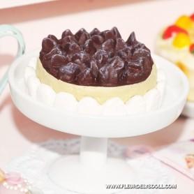 FORET NOIRE FRENCH CAKE MINIATURE LATI YELLOW BARBIE FASHION ROYALTY BLYTHE PULLIP SYBARITE TONNER FICON JAMIESHOW DIORAMA 1:6