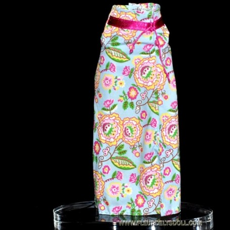 LONG SKIRT OUTFIT BARBIE FASHION ROYALTY SILKSTONE