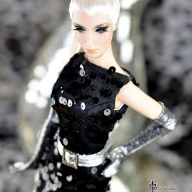 FASHION BELT FOR SYBARITE TONNER ELLOWYNE EVANGELINE BJD DOLLS...