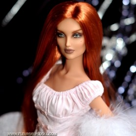 PARIS WIG FOR SYBARITE TONNER JAMIESHOW FICON BJD...