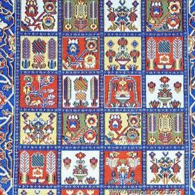 LARGE TURKISH RUG CARPET MINIATURE BJD BARBIE FASHION ROYALTY SILKSTONE DOLLHOUSE DIORAMA