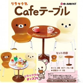 RE-MENT MINIATURE TABLE ET CHAISES CUISINE BJD LATI BLYTHE PULLIP LATI DIORAMA DOLLHOUSE PLAYSCALE