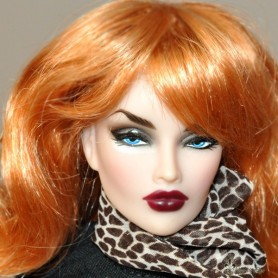 "GWEN WIG FOR SYBARITE KINGDOM AVANT GUARD FICON NUMINA JAMIESHOW DOLLS 4/5"" 5"""