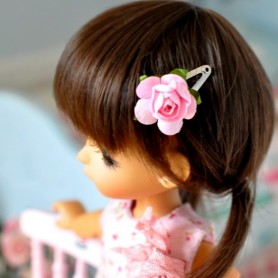 TINY HAIR CLIP 2 CM FOR CUSTOM DOLL BJD DOLL BLYTHE PULLIP LATI PUKIFEE MEADOWDOLLS