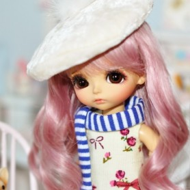 """PETIT MARIN D'EAU DOUCE OUTFIT FOR BJD LATI YELLOW PUKIFEE AND OTHER 6"""" DOLLS"""