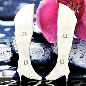 BOOTS WHITE SNOW SYBARITE TONNER FICON JAMIESHOW DOLLS