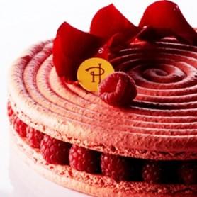 LADUREE HERME MACARON CAKE MINIATURE BARBIE FASHION ROYALTY BJD LATI YELLOW BLYTHE PULLIP DOLLHOUSE DIORAMA