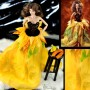 OUTFIT BARBIE SUNFLOWER VINCENT VAN GOGH FASHION ROYALTY