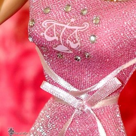 ROBE ZODIAC LIBRA BARBIE EXCLUSIVE FASHION ROYALTY SILKSTONE