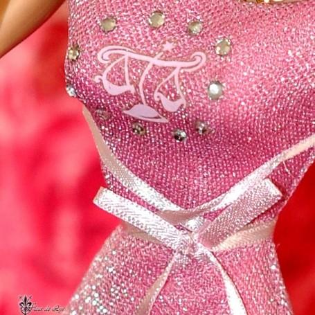 ZODIAC LIBRA DRESS BARBIE EXCLUSIVE FASHION ROYALTY SILKSTONE