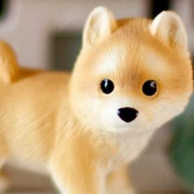 LOVELY RE-MENT DOG MINIATURE BARBIE FASHION ROYALTY LATI YELLOW PUKIFEE BJD BLYTHE PULLIP DOLLHOUSE DIORAMA DOLL