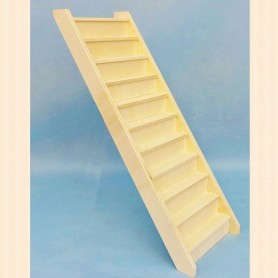STAIRS FOR DIORAMA DOLLHOUSE PLAYSCALE MINIATURE BARBIE FASHION ROYALTY BLYTHE PULLIP 1/6