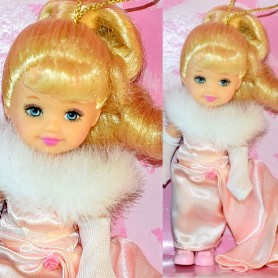 KELLY Enchanted Evening RETRO NOSTALGIC FAVORITES GIFTSET REPRO VINTAGE RARE BARBIE SHELLY MATTEL 2003