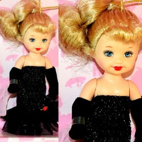 KELLY Solo in the Spotlight RETRO NOSTALGIC FAVORITES GIFTSET REPRO VINTAGE RARE BARBIE SHELLY MATTEL 2003