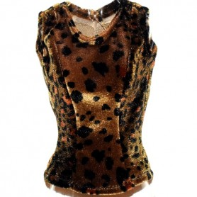 LEOPARD TOP OUTFIT SYBARITE JAMIESHOW KINGDOM DOLLS TYLER TONNER 16""