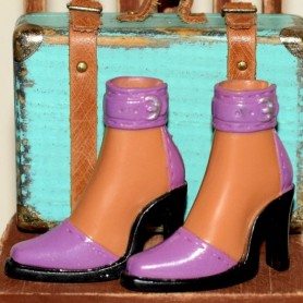 BOTTES BROWN MARRON MY SCENE BARBIE