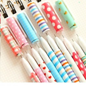 KAWAII PENCILS 9 COLORS FROM YOUR CHOICE