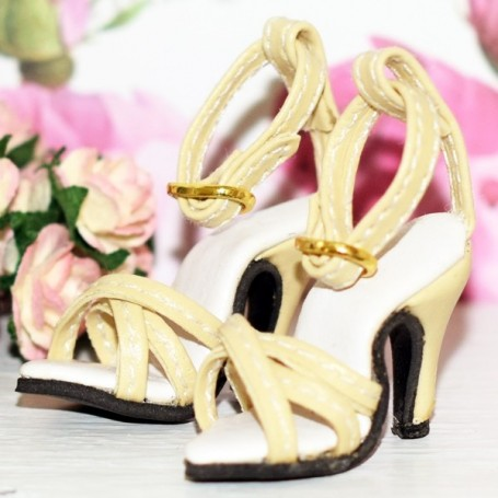 """CHAUSSURES READY TO RUMBA SHOES SYBARITE TONNER KINGDOM FICON JAMIESHOW 16"""" DOLLS"""