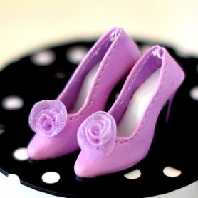"MY FAIR LADY HIGH HEELS SHOES FOR SYBARITE TONNER KINGDOM DOLLS JAMIESHOW 16"" DOLLS"