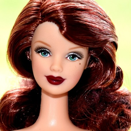 BARBIE COLLECTOR HOLLYWOOD MOVIE STAR BETWEEN TAKES SUPERB AND RARE