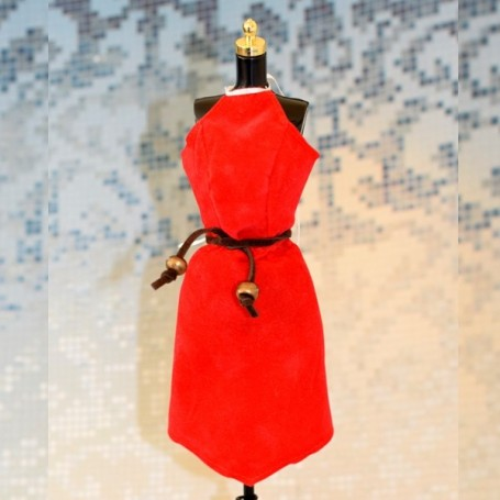 INTEGRITY TOYS DOLL DRESS & BELT OUTFIT BARBIE FASHION ROYALTY SILKSTONE