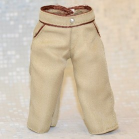 INTEGRITY TOYS DOLL BEIGE SHORT PANTS OUTFIT BARBIE FASHION ROYALTY SILKSTONE