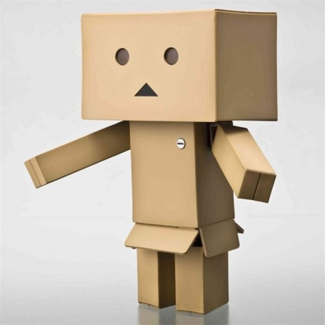 NEW JAPANESE ANIME DANBOARD DANBO ARTICULATED ROBOT DOLL 8 CM