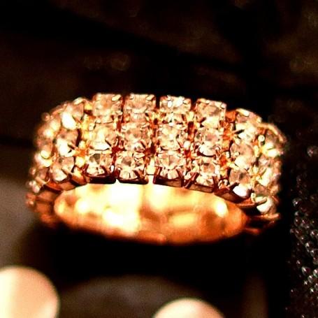 "BRACELET GOLD DIAMS SYBARITE TONNER KINGDOM DOLL JAMIESHOW BJD 16"""