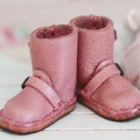BEAUTIFUL HAND MADE LEATHER MINI SHOES FOR BLYTHE AND NEO BLYTHE PURE NEEMO LICCA OBITSU DOLLS