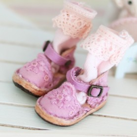 BEAUTIFUL HAND MADE LEATHER SHOES FOR BLYTHE & NEO BLYTHE PURE NEEMO AZONE LICCA DOLLS