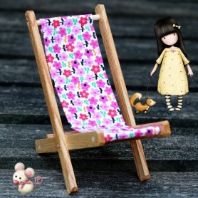 CHAISE LONGUE 1/6 BJD MY MEADOWS BARBIE FASHION ROYALTY SILKSTONE MONSTER HIGH BJD BLYTHE PULLIP