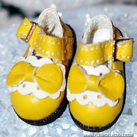 CHAUSSURES 25/12 CM BJD LATI YELLOW PUKIFEE BLYTHE MY MEADOWS NAVI .. TWINKLE DOLLS
