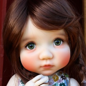 MAE CUSTOM BJD DOLL LIMITED EDITION DOLL MAGASINE EXCLUSIVE MEADOWDOLLS SOLD OUT