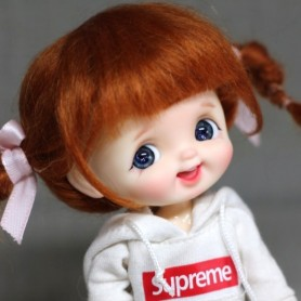POUPEE STODOLL DOLL BEBE LAUGH ANNA ORIGINAL EXCLUSIVE DOLL OB11 CORPS YMY OU DDF TAILLE OB11 & AMYDOLL
