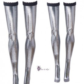 STOCKINGS SILVER DIAM FOR SYBARITE TONNER ELLOWYNE EVANGELINE BJD DOLLS...