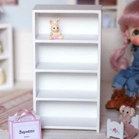 ÉTAGÈRE IKEA MINIATURE BJD BLYTHE PULLIP STODOLL OB11 PUKIFEE MAISON DE POUPÉES DOLLHOUSE DIORAMA