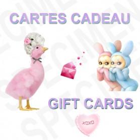 FLEURDELYSDOLL GIFT CARDS FOR A BIRTHDAY CHRISTMAS SPECIAL PARTY... WWW.FLEURDELYSDOLL.COM