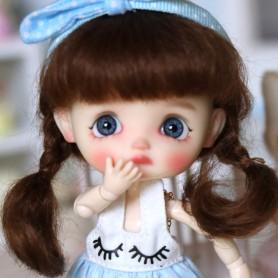 STODOLL BABY DOLL EGLANTINE CUSTOM DOLL SIZE LATI WHITE SP OB11 YMY BODY