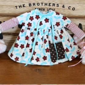 MIEMA DOLLHOUSE DRESS HAND MADE FOR BLYTHE DOLLS PURE NEEMO OBITSU LICCA CUSTOM BLYTHE BODIES