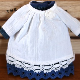 copy of SHABBY RETRO HAND MADE DOUBLE DRESS BLYTHE PURE NEEMO OBITSU LICCA CUSTOM BLYTHE BODIES