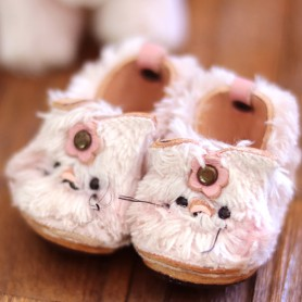 BEAUTIFUL HAND MADE LEATHER SHOES FOR BLYTHE PURE NEEMO AZONE LICCA DOLLS