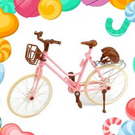 VÉLO BICYCLETTE POUR POUPÉE BLYTHE AZONE LICCA OBITSU JAPAN DOLLS BARBIE PULLIP 1/6 DOLLS