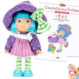 STRAWBERRY SHORTCAKE SCENTED DOLL CHARLOTTE AUX FRAISES DESIGN 1980