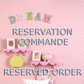 RESERVATION POUR PEGGY - LAUGH STODOLL SHIPPING ONLY