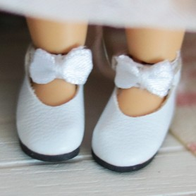ROMANTICA SHOES FOR BJD DOLL MEADOWDOLLS TWINKLES LATI YELLOW PUKIFEE AND OTHER SMALL DOLLS
